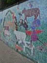 Columbia Road mural